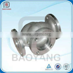 Flange End Stainless Steel Ball Valve