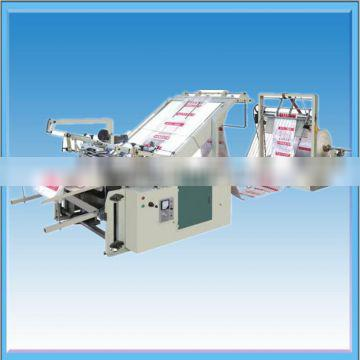 Full Automatic PP Woven Bag Making Machine