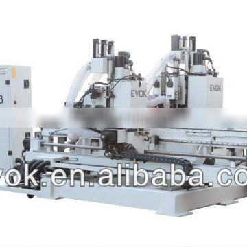 MSJ-A8 high-speed and full function wooden-door lock-hole and hinge boring machine