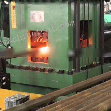 tubing upsetting press for Upset Forging of drill pipe