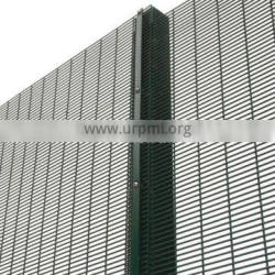 Anti climb high security welded wire 358 fence/Security mesh machine