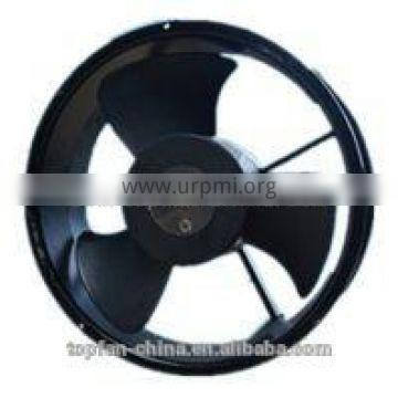 dc fans 254mm series length