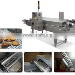 frying line for meat