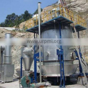 Environmental-Friendly one stage coal gasifier