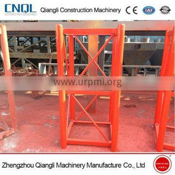 SS100/100 Small Overhead Electric Material Hoist 110V