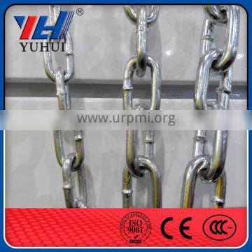 Linyi Link chain(factory) ,galvanized chain link