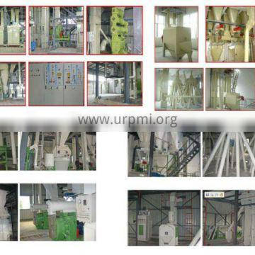 Feed Pellet Plant For Poultry 0086-13721419972