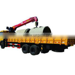 High tensile strength truck mounted crane factory sell