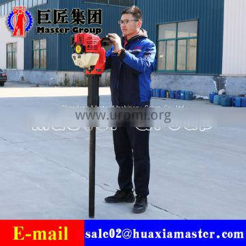 low price and good quality QTZ-2 Portable Soil Sampling Rig