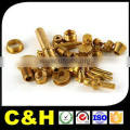 14 years of China manufacturer CNC lather turning brass cnc machining
