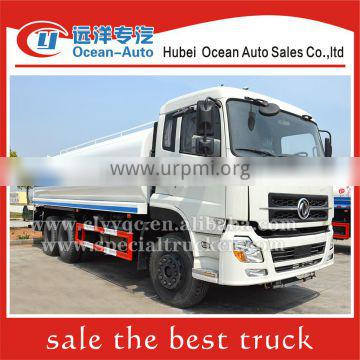 Dongfeng Kinland 25000L drinking water truck for hot sale