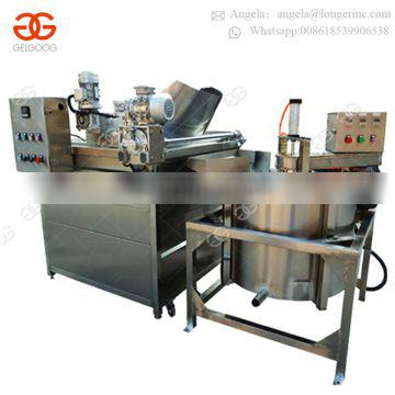 Hot Sale Industrial Potato Flakes Stick Sweet Fresh French Fries Making Machine Fully Automatic Potato Chips Production Line