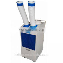 Two Tubes Air Conditioner Mobile Air Conditioner Price