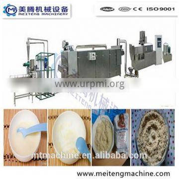 Baby Food Extrusion Machinery