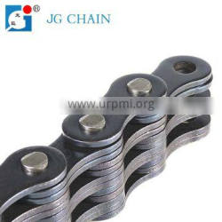 LH1266 zhejiang ansi certified forklift parts 40mn material leaf chain bl1666