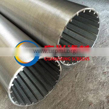China filter mesh v wire stainless steel cone filter screen for water