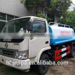 export to Africa Djibouti 3000L-5000L mini water truck for sale