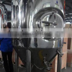 Customize stainless steel jacketed fermentation tank equipment
