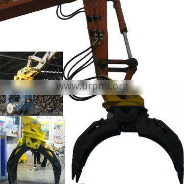 hydraulic claw, wood claw, excavator claw, rotating timber claw for excavator 2-50ton