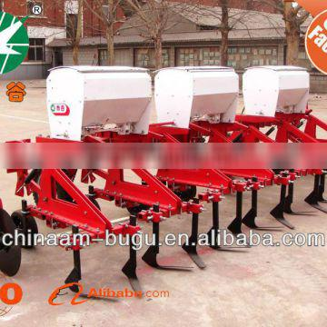 3 Point row-crop cultivator