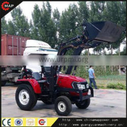 China Supplier MAP304 30HP Mini Tractors With Front End Loader