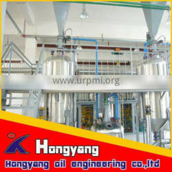 small scale palm oil refining machinery with CE,ISO cert