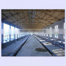 Cow Barn Automatic Milking Machine System