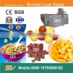 automatic cereals production machine