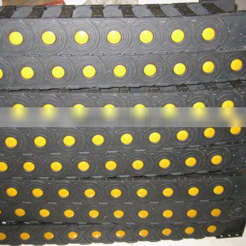 machine electrical wire cable track