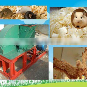wood shaving machine for horse bedding with good quality and feedback
