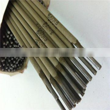 Bridge welding rod AWS E6013 welding electrodes manufacturer