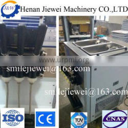 Hollow extruding corn puffing machinerice puffed corn snacks
