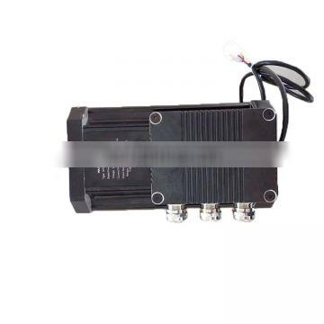 EMP015 24V 1.5kw 1500W 2000RPM 7.16Nm 73.53Amp Hall sensor controller brushless bldc motor with Automotive air conditioning