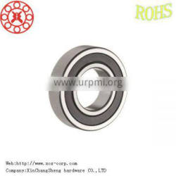 "Nice Ball Bearing 1604 Double Sealed, 52100 Bearing Quality Steel, 0.3750"" Bore x 0.8750"" OD x 0.3438"" Width"