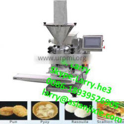 filled biscuit making machine/Thai Moji making machine/donuts encrusting making machine
