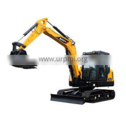 5 ton SANY mini excavator with hammer for sale