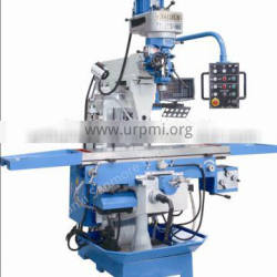 X6325LB Vertical and Horizontal Turret Milling Machine