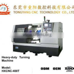 Hot sales CNC Turning center CNC lathe Heavy-duty CNC turning machine HXCNC-400T