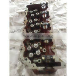 J05E Complete Cylinder Head Assembly For Excavator Diesel Engine Spare Parts