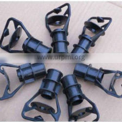 Evaporative cooling tower double layer nylon spray nozzle