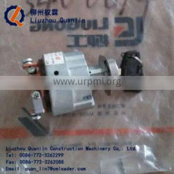Liugong CLG6122 road roller part 34V0014 ignition lock ignition switch