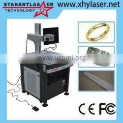 Professional Aluminum Black Marking Machine for Aluminum Melanism Laser Marking Machine