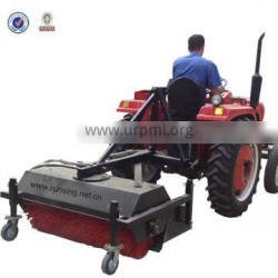 hydraulic transmission road sweeper