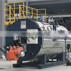 fully automatic horizontal steam boiler WNS gas fired steam boiler price