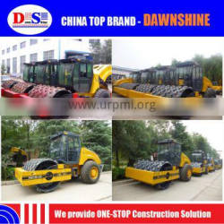 LTD212H Vibratory Road Roller 12tons - 6BT5.9 Engine 110kw LUTONG Hydraulic Double Drive Roller Compactor