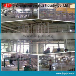 Professional and high quality corn starch production line
