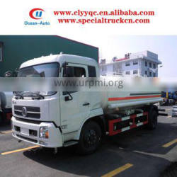 Dongfeng Kingrun 12000L water tank truck sale with best price