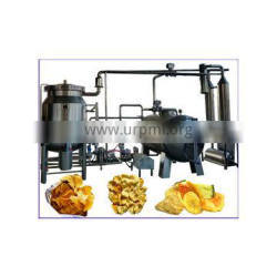 Vacuum Frying Machine,Batch Vacuum Fryer