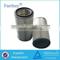 Farrleey imported pleated paint booth filter media