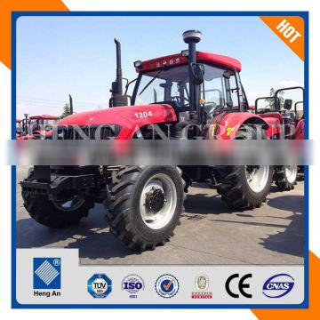 new big yto120hp tractor 120hp farm yto tractor with 6 cylinder engine price list